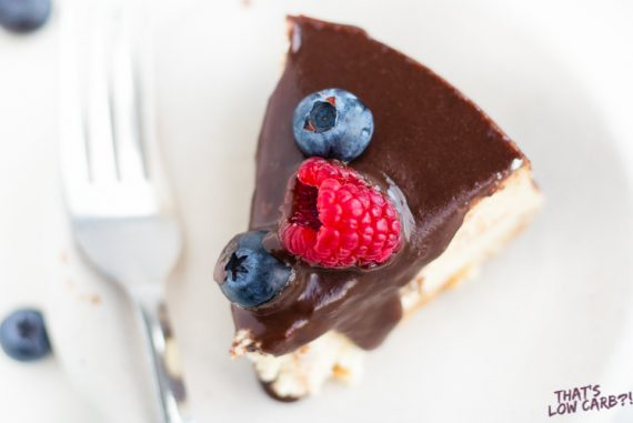 Low Carb Keto Cheesecake