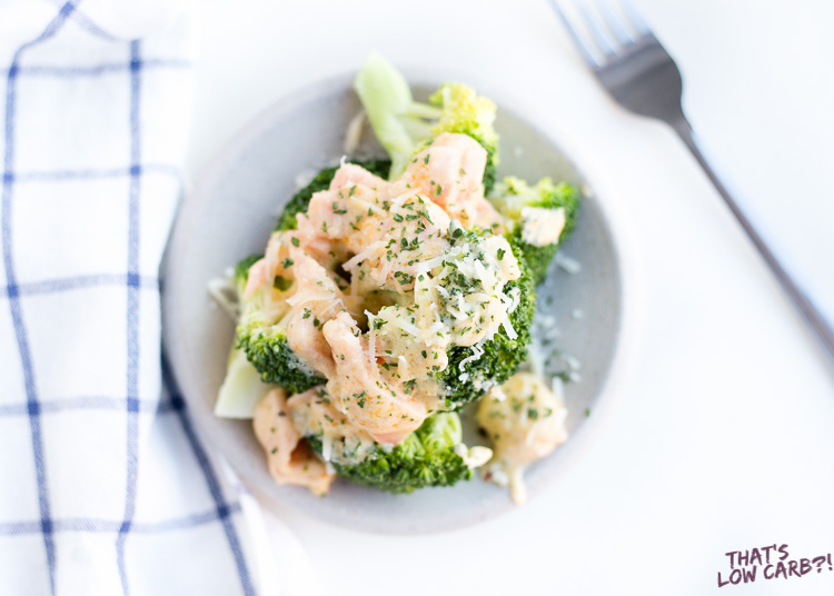 Smoked Salmon Cream Cheese Sauce Recipe
