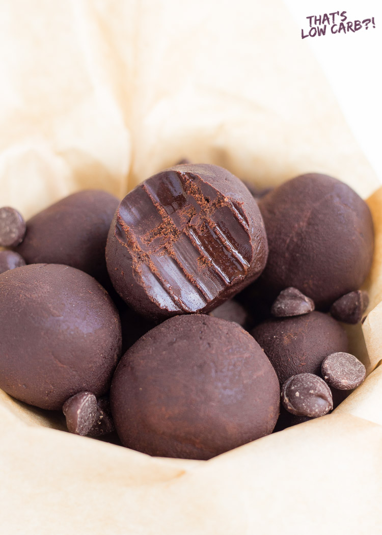 Chocolate Fat Bombs Recipe