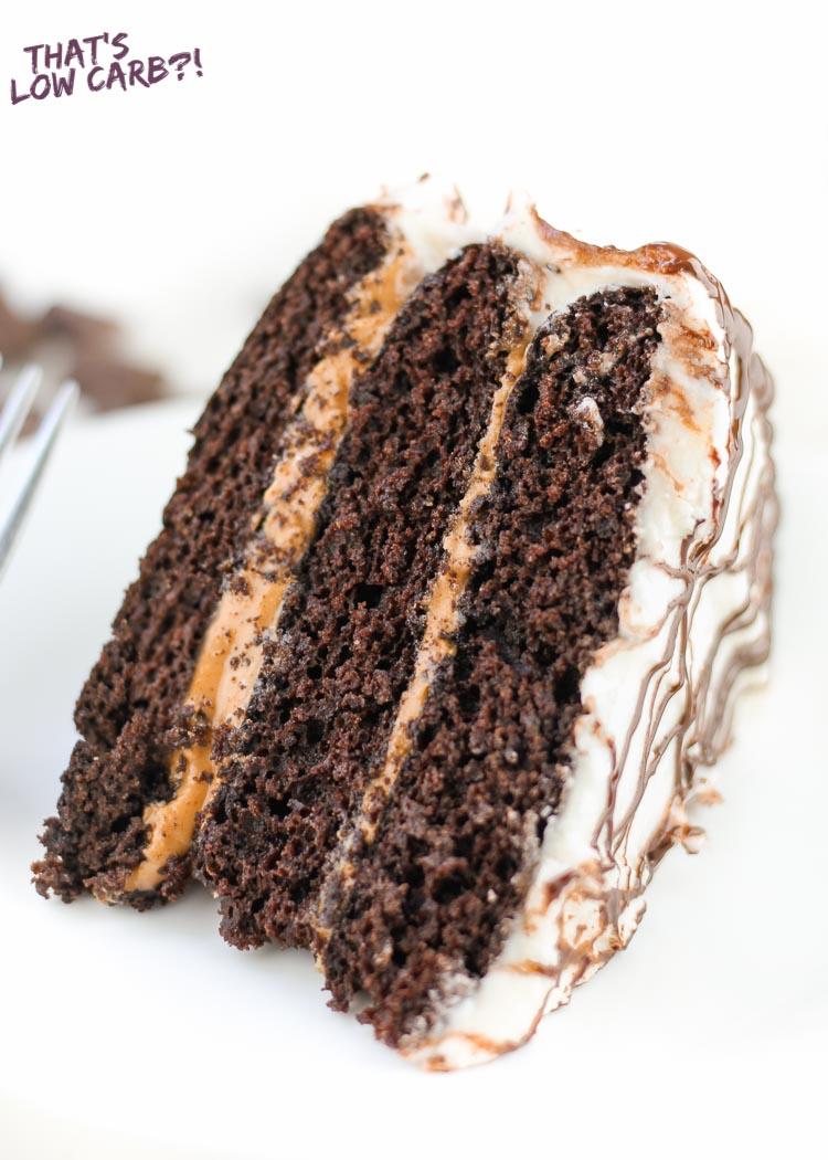 Keto Cake - Keto Chocolate Cake