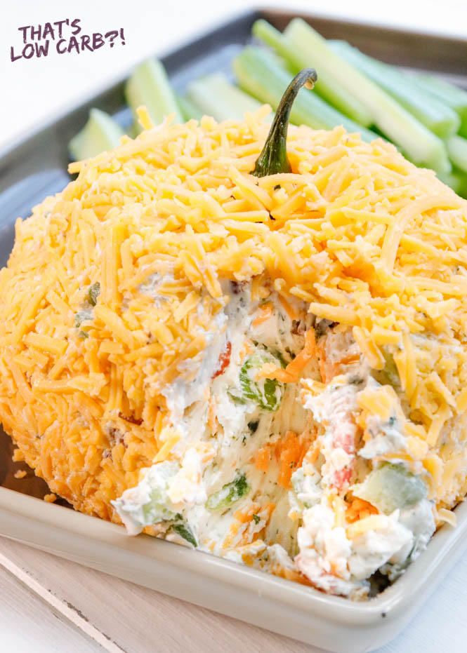 Pumpkin Cheese Ball Recipe Low Carb